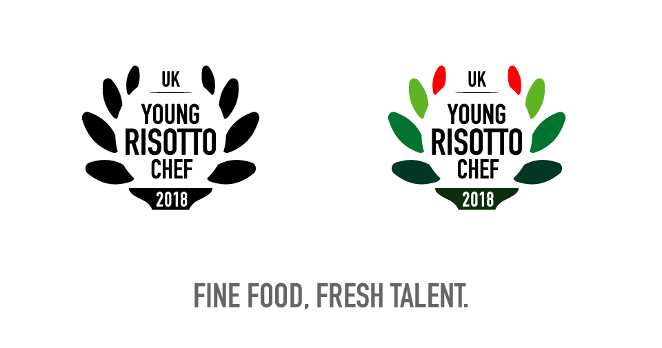YOUNG RISOTTO CHEF OF THE YEAR logos